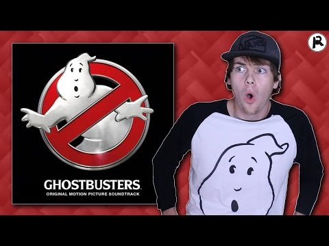 GHOSTBUSTERS SOUNDTRACK REVIEW