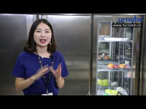 Furnotel Kitchen Equipment At Dubai Trade Show