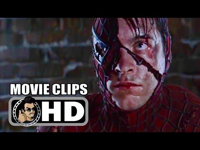 SPIDER-MAN All Clips + Trailer (2002)