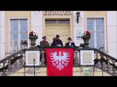 11 Listopad W Bydgoszczy: Przemówienie Ignacego Paderewskiego Z Okna Hotelu Bazar W Poznaniu