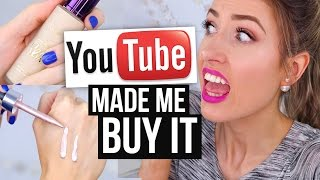 youtube made me buy it    hyped makeup was it worth it