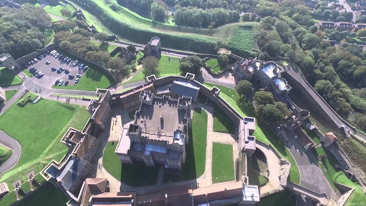 Dover castle kent uk 2015 youtube sciox Image collections