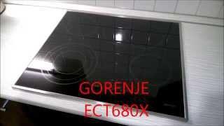 Варильна панель GORENJE ECT680X