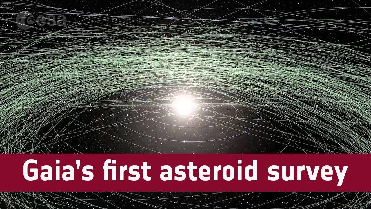 Stunning Cosmic Map Shows the Location of 1 7 Billion Stars