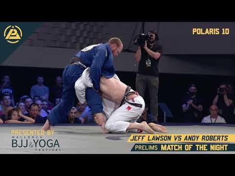 Polaris 10: Prelim match of the night - Jeff Lawson vs Andy Roberts