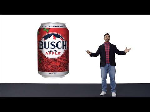 Busch-Light-Apple-Keynote-with-Busch-Guy