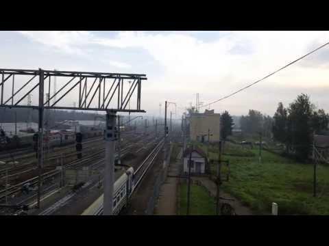 Станция Фрязево (электричка Горьковского направления)