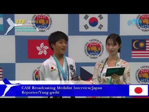CAM Broadcasting Medalist Interview/Japan