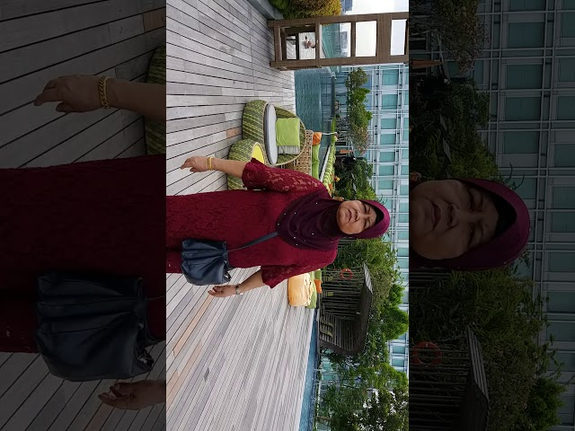 Sipon Di Baywatch, Hotel Jen Orchardgateway, Singapore.
