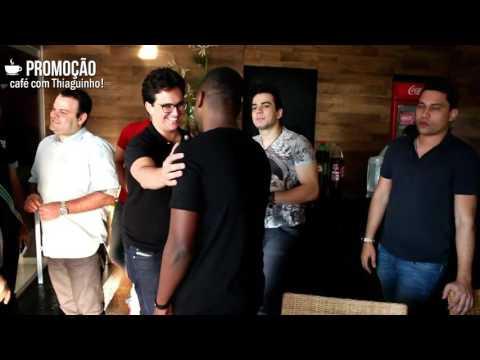 Promoção Café com Thiaguinho – Radio 100