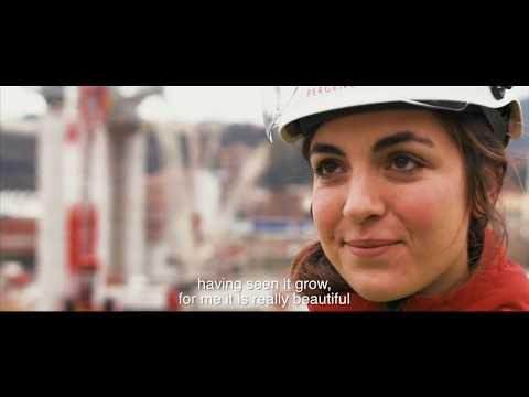 Stories: Le persone dentro e fuori i cantieri - Simona Olcese, controllo qualità Ponte PerGenova