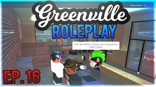 🥪SUBWAY GETS ROBBED!🥪| Greenville Roleplay Ep. 16 ROBLOX