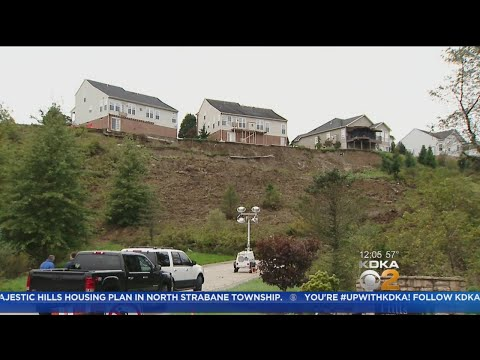 Landslide Threatening More Homes In North Strabane Township