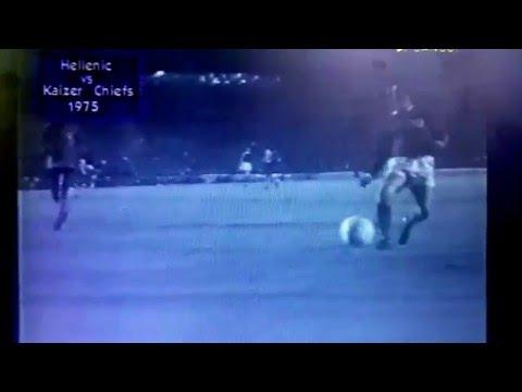 Kaizer Chiefs vs Hellenic - 1975