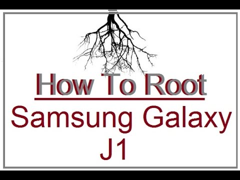 How To Root : Samsung Galaxy J1 : Easy and Safe : Free Troubleshooting Help