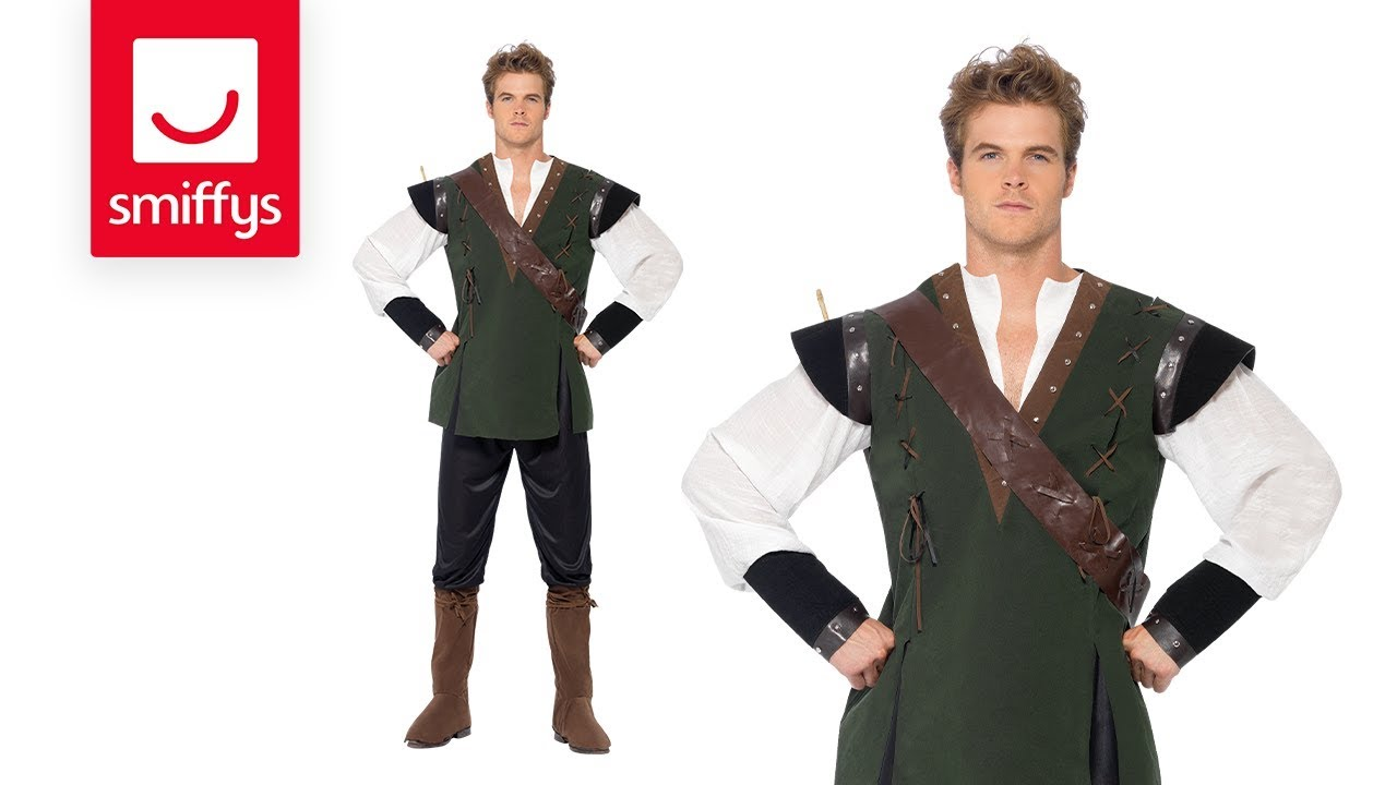 robin hood costume  youtube