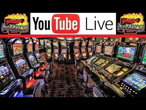 LIVE from the CASINO $5 Bets per spin on KONAMI SLOT MACHINE - My Favorite!