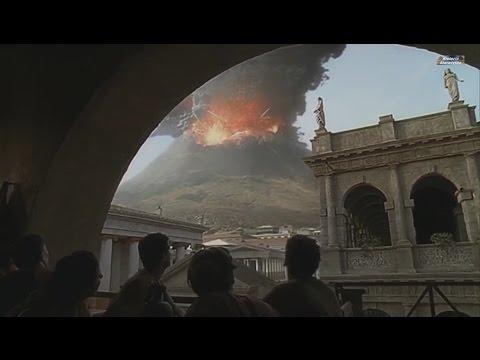 Pompeje w cieniu wulkanu ( część 2 ) HD