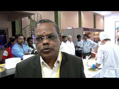 India Bakery Expo 2017 B2B Trade Fair in Chennai