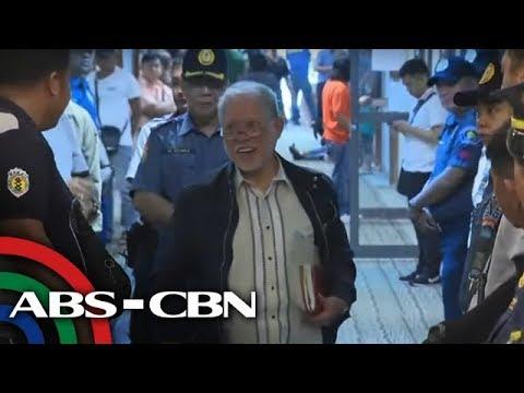 News Patrol: Makati RTC 148, dininig ang kaso ni Trillanes | October 5, 2018