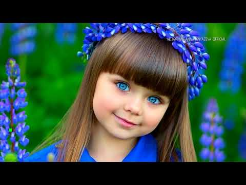 «Ангельский взгляд»: западные СМИ назвали россиянку самой красивой девочкой в мире