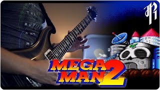 Mega Man II: Dr. Wily's Castle - Metal Cover || RichaadEB
