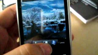 Acer Liquid Mini E310 Smooth Demonstration
