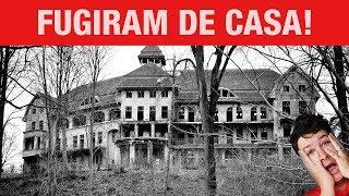 A Maldição da Residência Hill da Vida Real! 10 Famílias que Precisaram Fugir de Casa Assombrada!