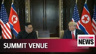Three or four sites being considered for North Korea summit: Trump