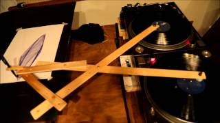 Turntable Drawing Machine - Pintograph