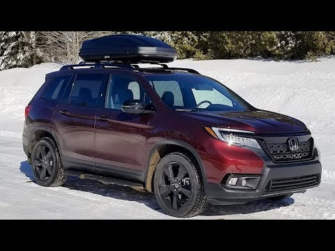 All-New Honda Passport Review // The Right-Size Mid-Size
