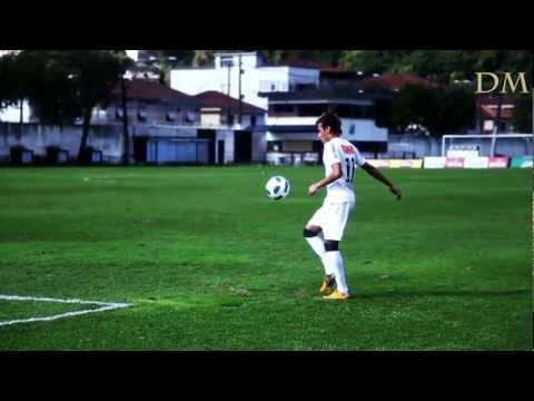 Neymar - Zumba - 2011/2012 HD Travel Video