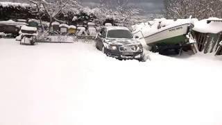audi a6 c6 2,7 tdi snow