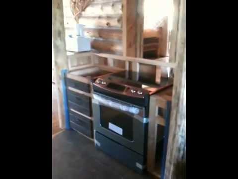 Denver Home Remodeling Contractor Building Cabinets & Backsplash