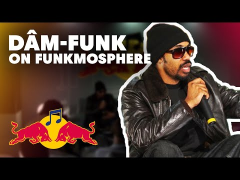 DâM-Funk Lecture (London 2010) | Red Bull Music Academy