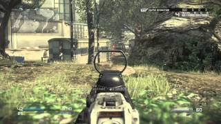 Call of Duty: Ghosts multiplayer - Prison Break TDM on Xbox 360