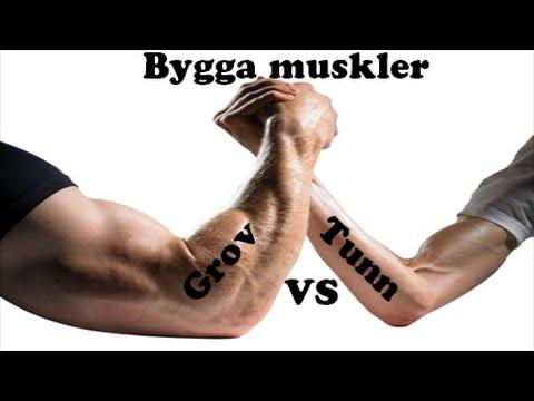 bygga muskler hemma