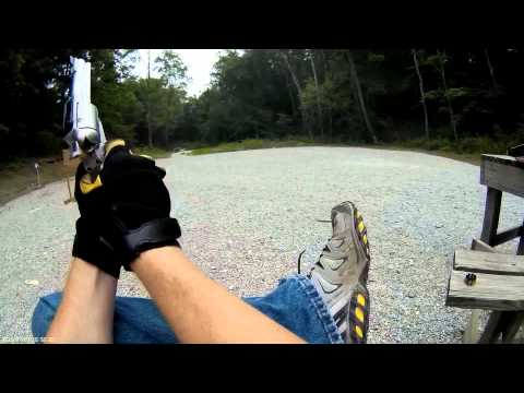 Freedom Arms 500JRH Recoil in Slow Motion