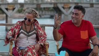 Twitter Boat With Shereen Reda and Tamer Habib