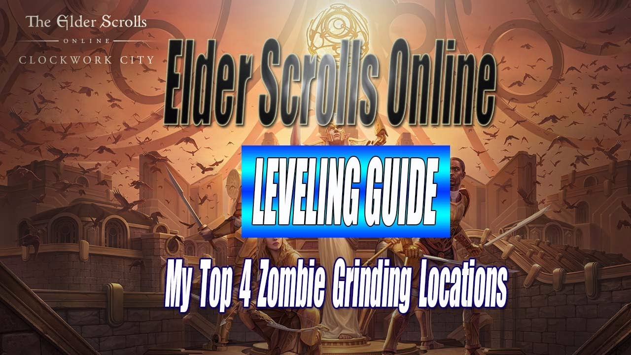 ESO: How to Level The Fighters Guild Skill Line (UPDATED