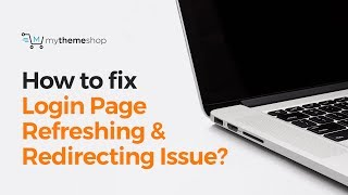 How to fix the Login Page Refreshing and Redirecting Issue in WordPress? Mp3