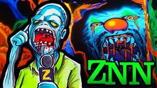 "Zombie NEWS!! ""Rave In RedWoods"" IMAGE LEAK Zombies & New Ciphers SOLVED!"