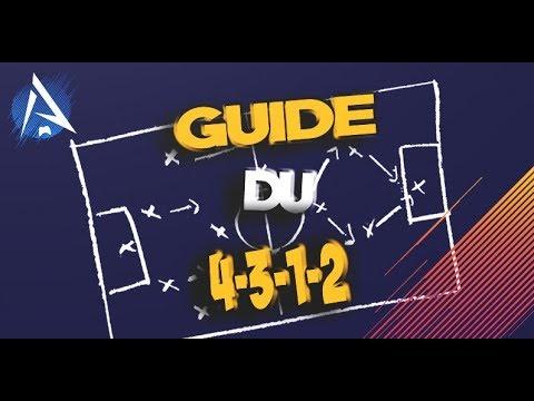 4-3-1-2 : FIFA 18 Tutoriel