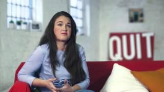 HSE - QUIT - Testimonial: Claire thumbnail