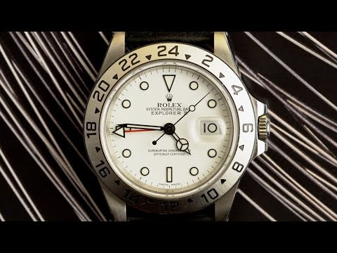 Rolex Explorer II 16570 Review | One Month Of Ownership Review (Polar)