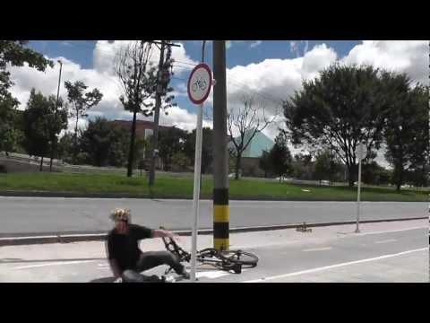 Nos hicieron Conejo con la CicloRuta Calle 26 (Bogotá)