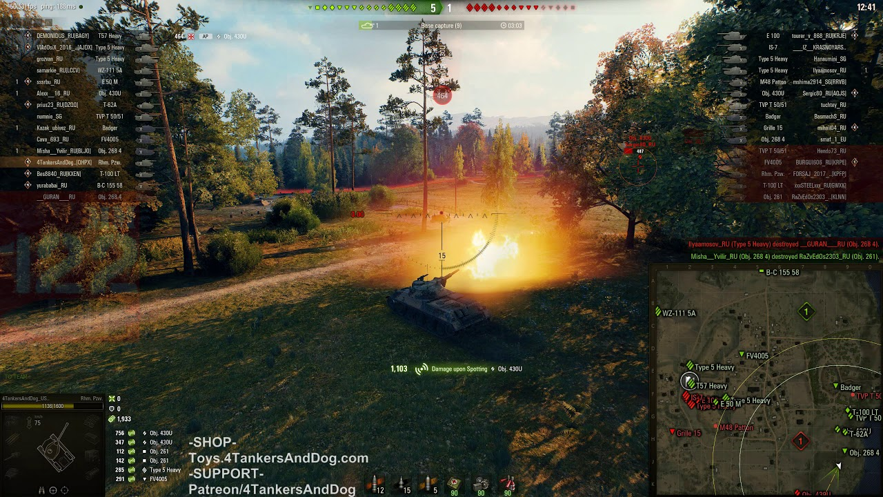 best matchmaking world of tanks scouting