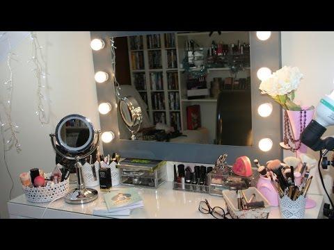 Comment fabriquer un miroir de star youtube for Fabriquer un miroir