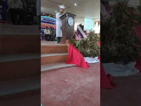 Valedictory Speech - Moises Salvador Elementary School