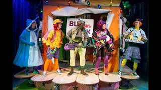 Beat Bugs bring music of The Beatles to life on stage at The Coterie